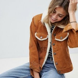 ASOS DESIGN | Cord Jacket